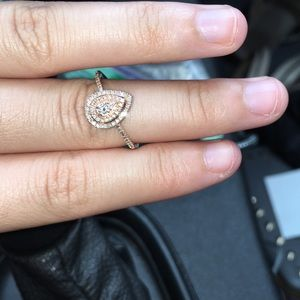 Kay Jewelers Jewelry - Rose Gold ring